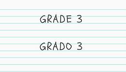 Grade 3 academic enrichmet click here
