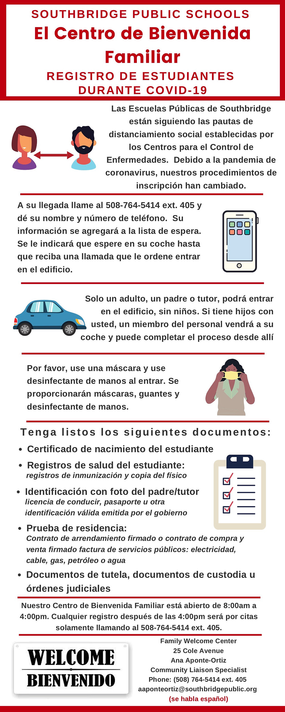 Infographic in Spanish. All wording in the infographic is also in the body of this blog post.