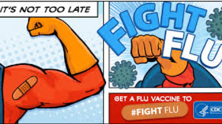 Flu Shot Required for School (Vacuna Contra La Influenza Requerida Para La Escuela)
