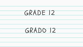 Grade 12 educational packet click here