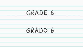 Grade 6 Educational Packet Click Here