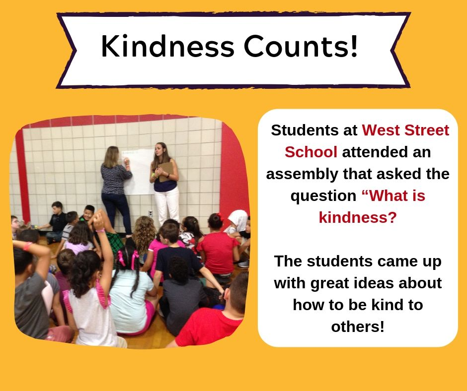 ENG WSS Kindness Assembly Sept 2019