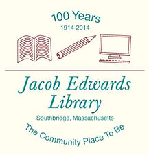 Jacob Edwards Library Logo. Click here to see library resources