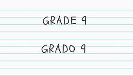 Grade 9 educationa packet click here
