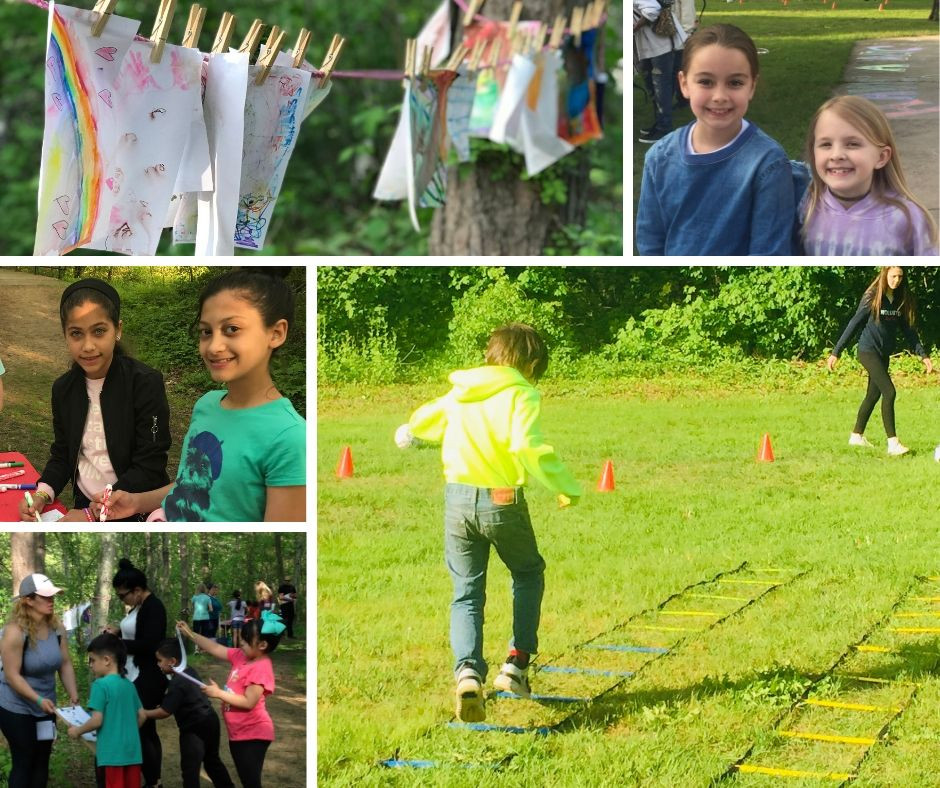 Photos from West Street Elementary Hike Night