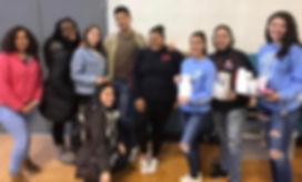 SHS students volunteer Lions Club Feb 20