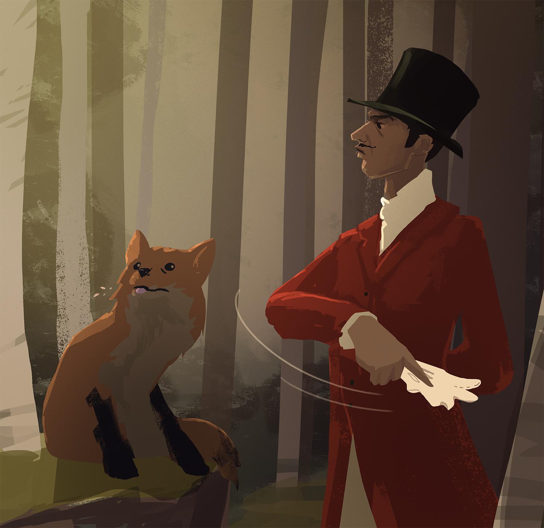 Gentleman Hunting