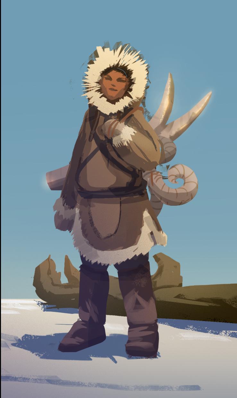troll tusks
