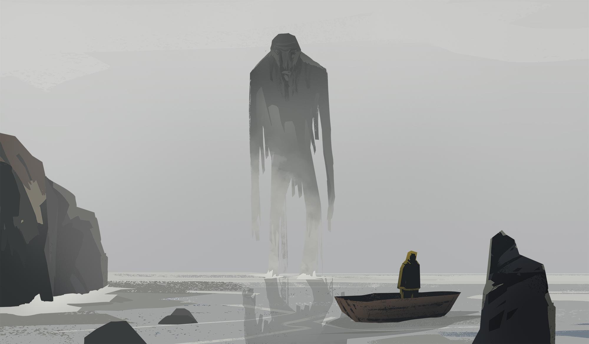 sea troll