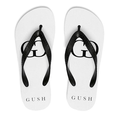 """GUSH """"G"""" - Unisex Flip-Flops"""