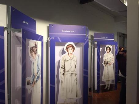 EXPOSICIÓN SOBRE HISTORIA DE LA ENFERMERIA EN EL MUSEO NACIONAL