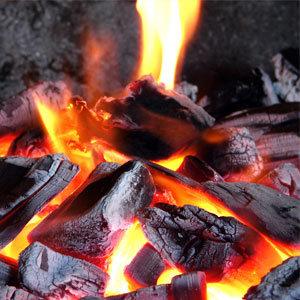Crackling Firewood Melt