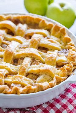 Hot Baked Apple Pie Melt
