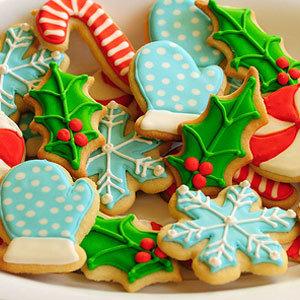 Christmas Cookies Melt