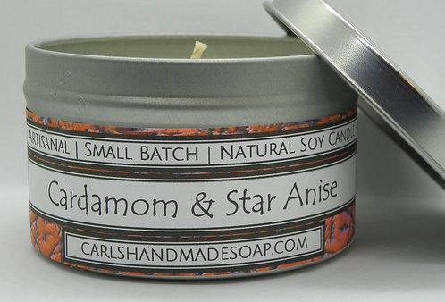Cardamon & Star Anise
