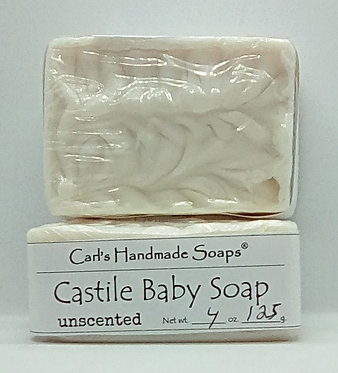 Castile Baby Soap