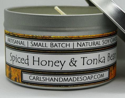 Spiced Honey & Tonka Bean