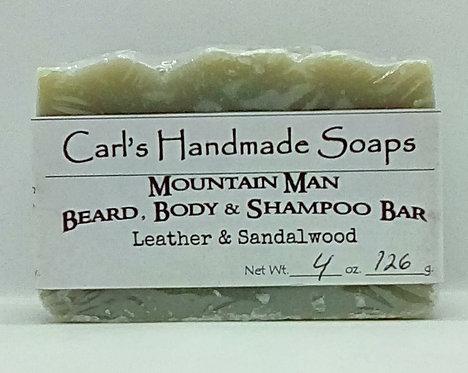 Leather & Sandalwood