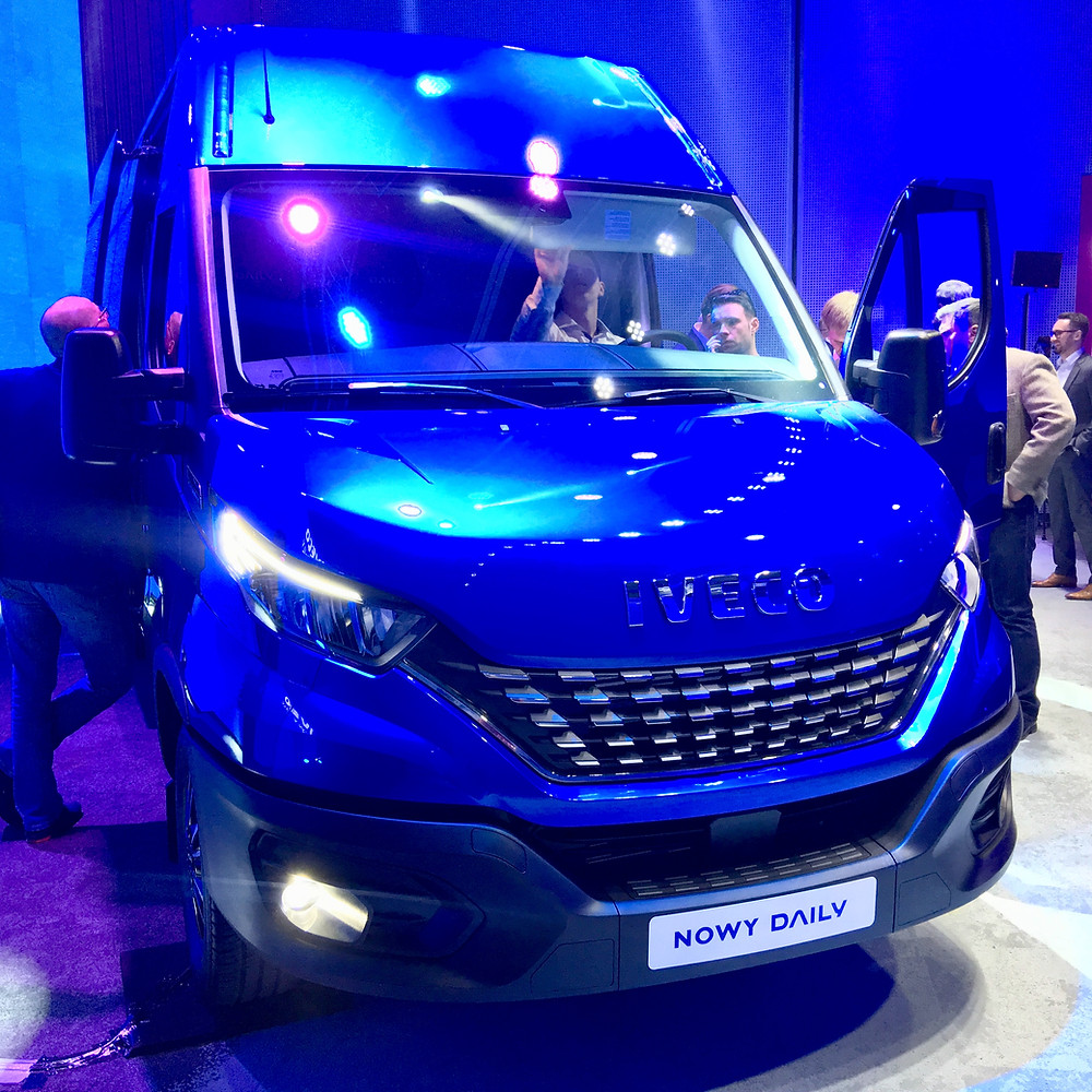 Nowy Daily Iveco 2019