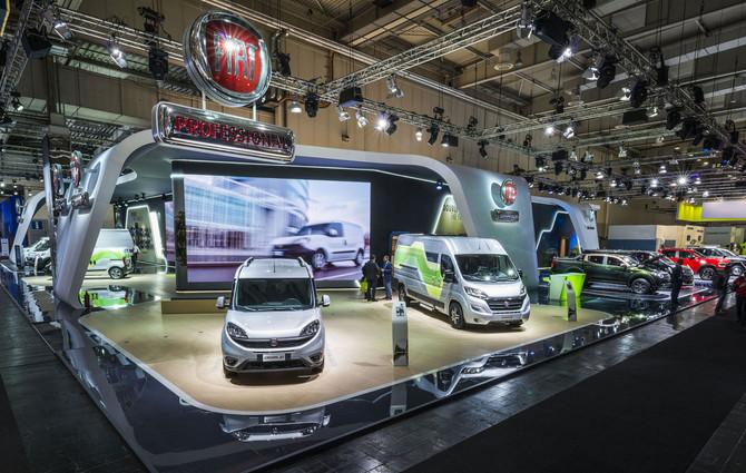 IAA 2018 w Hanowerze - Fiat Professional z CNG!