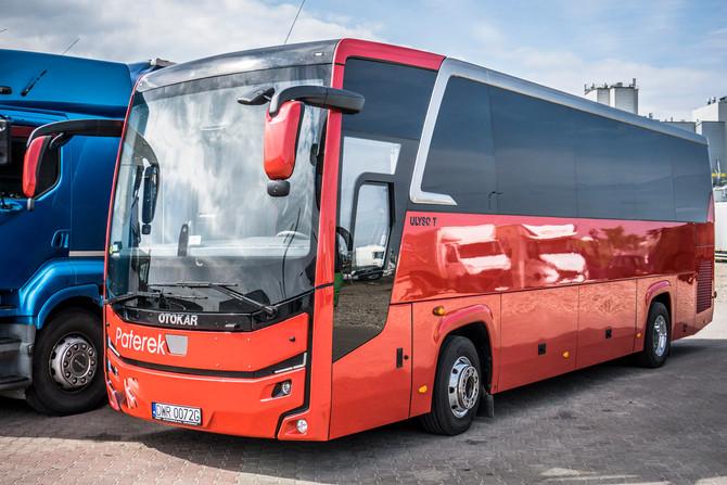 OTOKAR - Pierwsze wydanie nowego autokaru