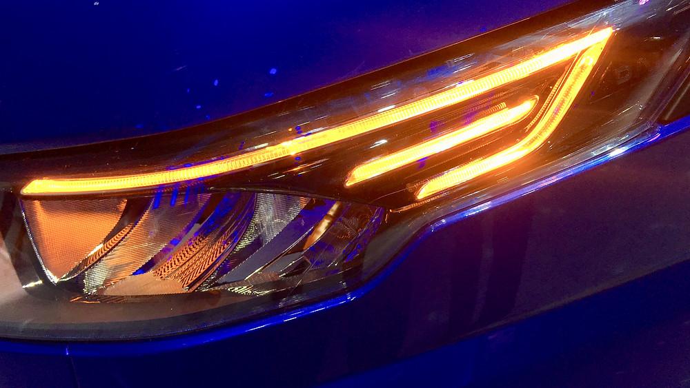 Nowy Iveco Daily 2019 reflektory LED kierunkowskazy światła dzienne