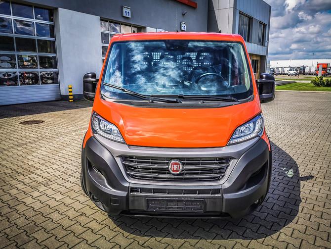 #FIATnaWYDANIU - Fiat Ducato z zabudową skrzyniową od producenta(!)