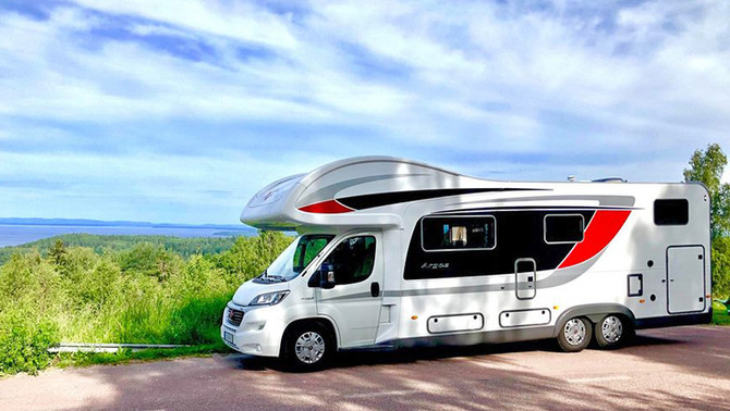 """Fiat DUCATO to """"Leader in freedom"""""""