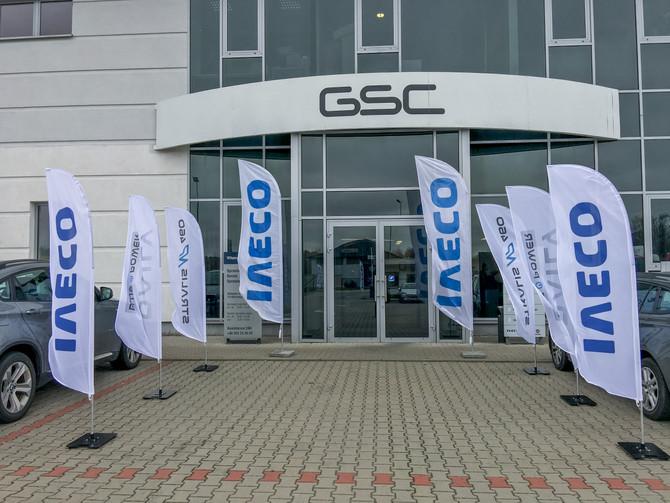 IVECO Natural Power Tour 2018 w Motańcu