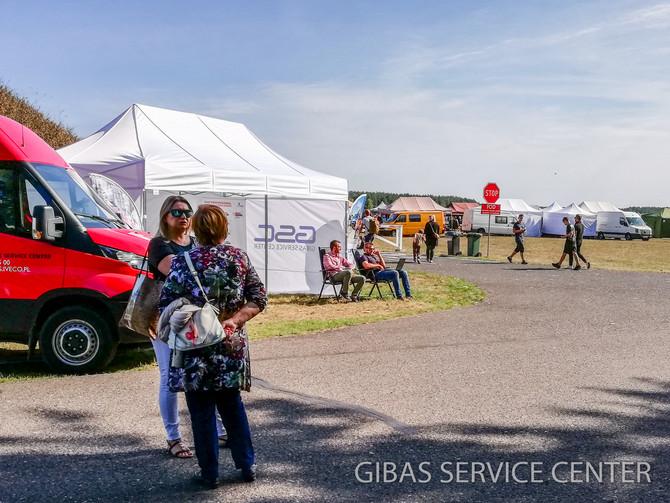 Festyn Lotniczy w 12 Bazie BSP w Mirosławcu. Byliśmy tam!