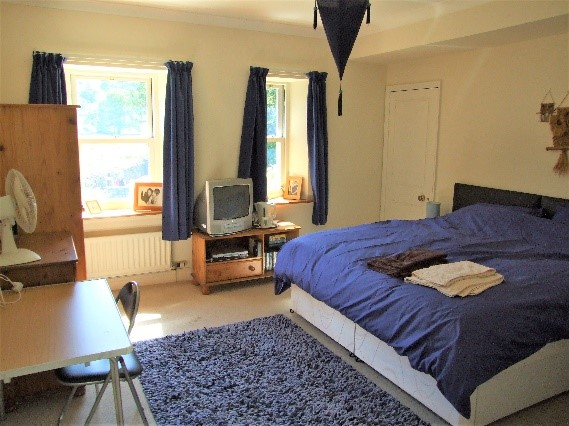 Rectory Double Bedroom