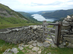 Near Seldom Seen looking towards Ullswater