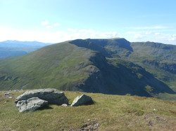 View towards Helvellyn