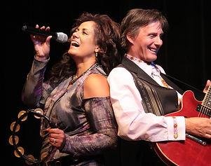 Barbara Samuel and Neal Klassen