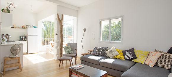 שיפוץ דירה לפני מכירה