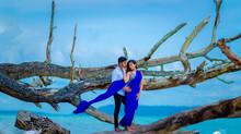 Pre-Nuptial Destination Shoot Photo Story | Havelock | Hinduja & Prudhvi