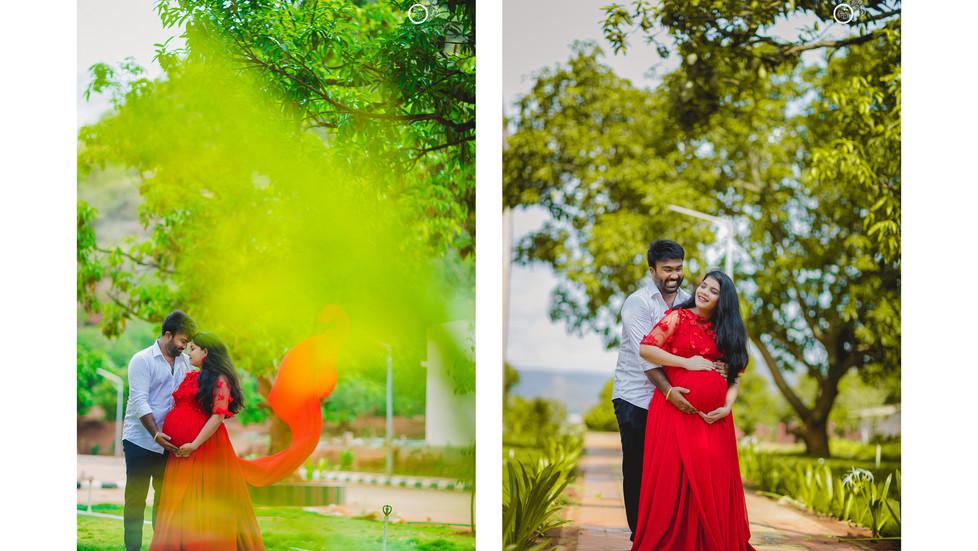 Priya Chandan | Vivid Maternity Couple Story