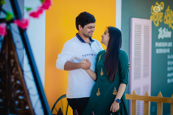 Pradeep Divya | Pre wedding Story | Real Reel Studio | Vijayawada