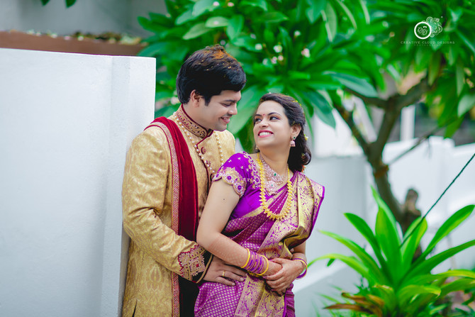 Pradeep💞Divya | Engagement Day | Bapatla
