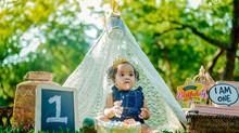 Ahnika    Baby's First Cake Smash Photography Ideas & Themes