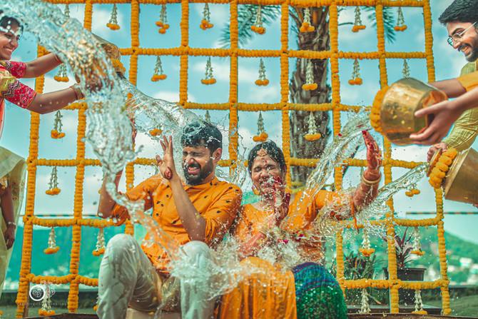 Anupam Weds Divyasree | Top Wedding Photographers in Vijayawada