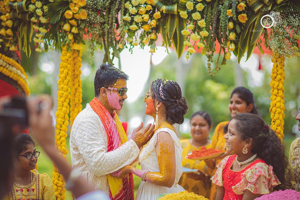 haldi-ceremony-photos-hindujaprudhvi-dindi-resorts (3)