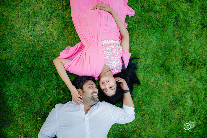 Maternity Photoshoot of an Indian Couple Sindhu & Nagarjuna