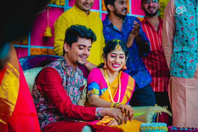 Narayana & Trisethi | Best Telugu Engagement Story 2020 | Creative Cloud Designs