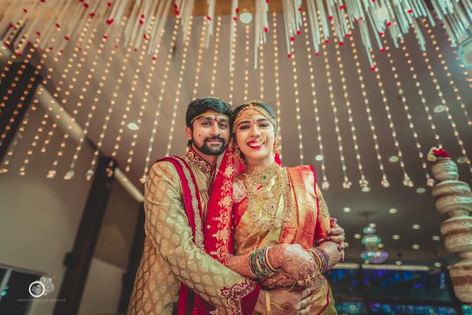 Wedding Photographers in Guntur | Creative Cloud Designs