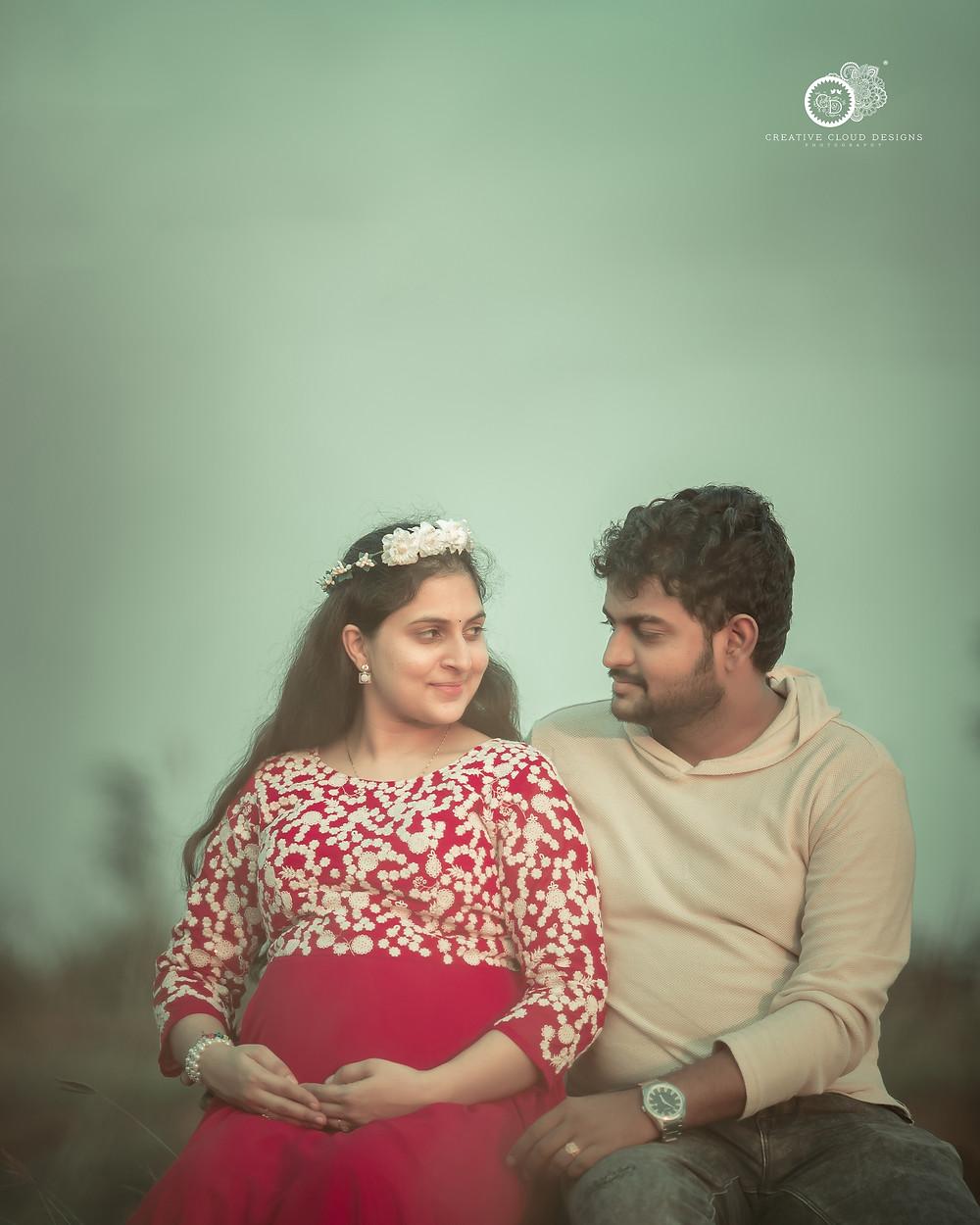 sindhu-vijay-maternity-photoshoot-poses