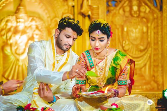 Bhuvan Weds Geethika | Wedding Ceremony | Hyderabad