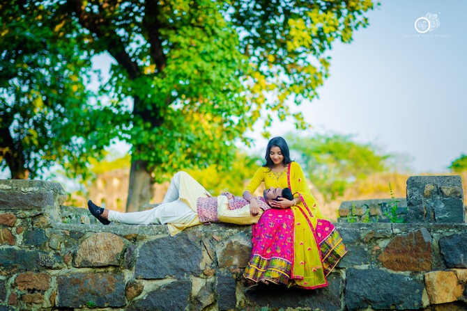 Best Pre Wedding Photoshoot Vijayawada | Bharath & Bindu | A Cute Couple Story