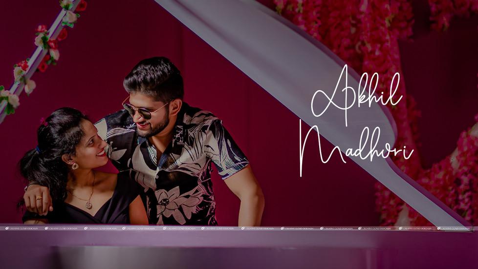 Akhil+Madhuri | A Pre Wedding Journey | Real Reel Studios Vijayawada