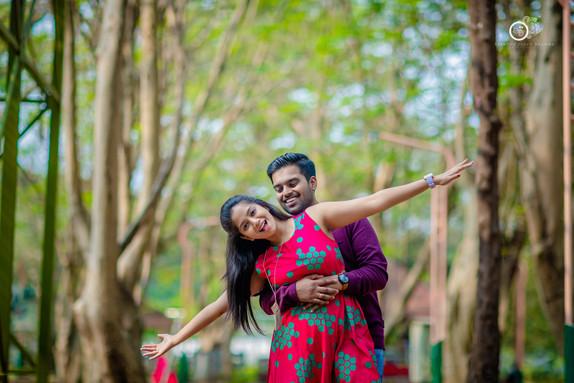 Vedik Chandana | A Sweet Couple Story | Vijayawada